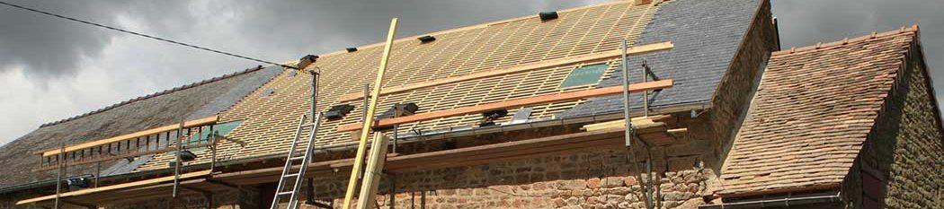 élévation de toiture