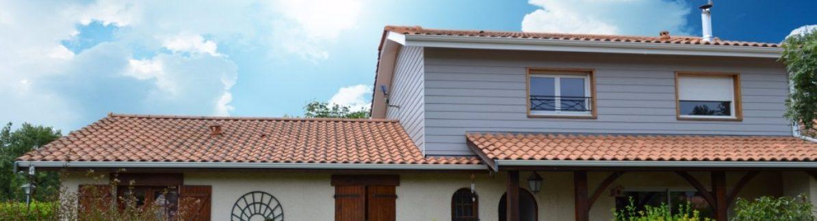 étapes de l'élévation de toiture