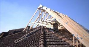 contraintes techniques de l'élévation de toiture